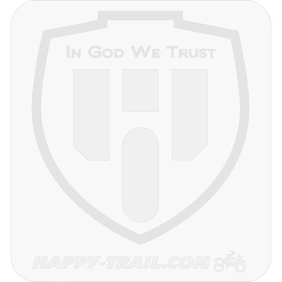 Inside Happy Trails KLR650 Skid Plate HTP4-1-88