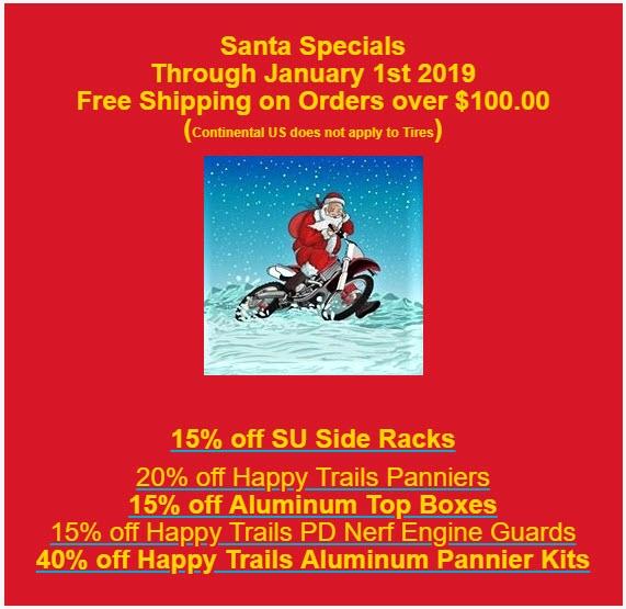 Red Santa 2018 40 off