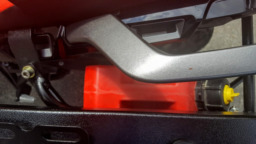 Honda Africa Twin One Gallon Rotopax Happy Trails SU Rack gas